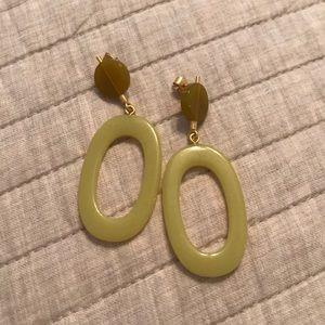 Madewell Acrylic Earrings 💕